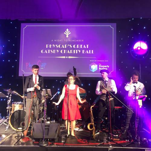 Physcap – Great Gatsby Themed Ball